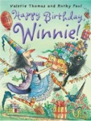 Happy Birthday Winnie (Thomas, V.)