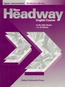 New Headway Upper-Intermediate Workbook with Key (Soars, J. + L.)