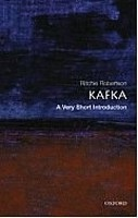 Kafka: A Very Short Introduction (Robertson, R.)