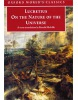 On the Nature of the Universe (Oxford World's Classics) (Lucretius, T. C.)