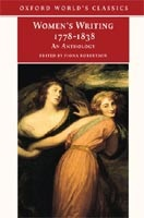 Women's Writing 1778-1838: An Anthology (Oxford World's Classics) (Robertson, F.)
