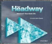 New Headway Advanced Class CD (Soars, J. + L.)