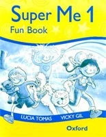 Super Me 1 Fun Book (Tomas, L. - Gil, V.)