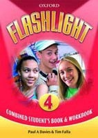 Flashlight 4 Student's Book + Workbook (Davies, P. A. - Falla, T.)