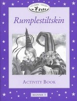 Classic Tales Beginner 1 Rumplestiltskin Activity Book (Arengo, S.)