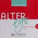 Alter ego 3 CD audio classe (2x) (Dollez, C. - Pons, S.)
