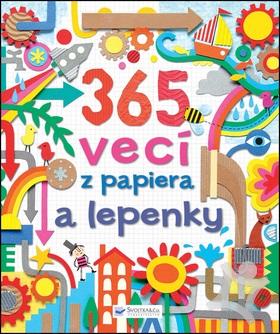 42d59525a 365 vecí z papiera a lepenky (autor neuvedený) > kniha   PreSkoly.sk