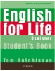 English for Life Beginner Student's Book (Hutchinson, T.)