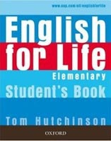 English for Life Elementary Student's Book (Hutchinson, T.)