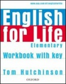 English for Life Elementary Workbook without Key (Hutchinson, T.)