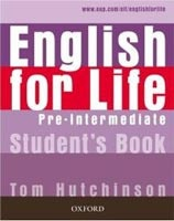 English for Life Pre-Intermediate Student's Book + multiROM (Hutchinson, T.)