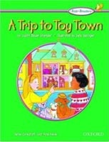 Kid's Readers: Trip to Toy Town (Stamper, J. B.)