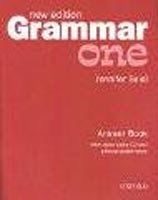 Grammar One Answer Book + CD (Seidl, J.)