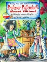 Professor Puffendorf's Secret Potions Student's Book (Tzannes, R. - Paul, I.)