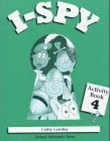 I-Spy 4 Activity Book (Lawday, C.)