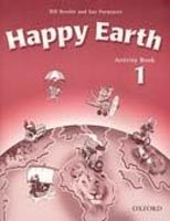 Happy Earth 1 Activity Book (Bowler, B. - Parminter, S.)