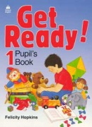 Get Ready! 1 Pupil's Book (Hopkins, F.)