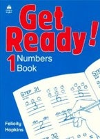 Get Ready! 1 Numbers Book (Hopkins, F.)