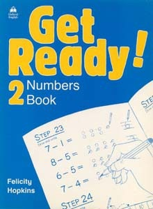 Get Ready! 2 Numbers Book (Hopkins, F.)