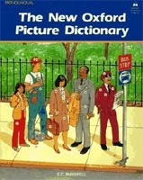 New Oxford Picture Dictionary Monolingual Edition (Parnwell, E. C.)
