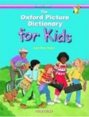 Oxford Picture Dictionary for Kids (paperback) (Keyes, J. R.)