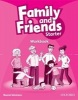 Family and Friends Starter Workbook (Simmons, N.)