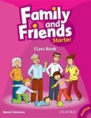 Family and Friends Starter Class Book (2019 Edition) - učebnica (Simmons, N.)