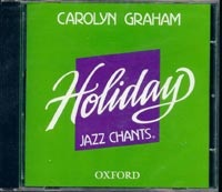 Holiday Jazz Chants CD /1/ (Graham, C.)