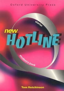 New Hotline Starter Student's Book (Hutchinson, T.)
