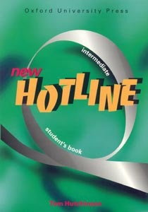 New Hotline Intermediate Student's Book (Hutchinson, T.)