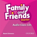 Family and Friends Starter Class Audio CDs (2) (Simmons, N.)