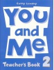 You and Me 2 Teacher's Book (Lawday, C.)