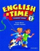 English Time 1 Student's Book (Rivers, S. - Toyama, S.)