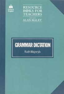 Resource Books for Teachers - Grammar Dictation (Wajnryb, R.)