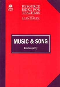Resource Books for Teachers - Music and Songs (Murphey, T.)