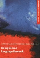 Oxford Handbooks for Language Teachers - Doing Second Language Research (Brown, J. D. - Rodgers, T. S.)