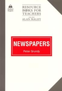 Resource Books for Teachers - Newspapers (Grundy, P.)