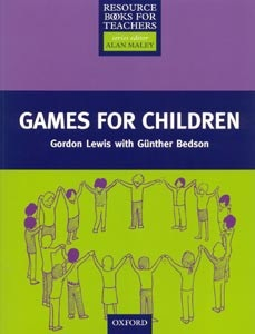 Primary Resource Books for Teachers - Games for Children (Lewis, G. - Bedson, G.)