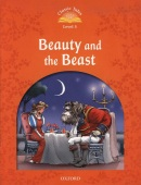 Classic Tales New Edition 5 Beauty and the Beast + CD (Arengo, S.)