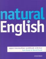 Natural English Upper-Intermediate Workbook with Key (Gairns, R. - Redman, S.)