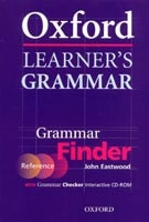 Oxford Learner's Grammar: Grammar Finder + CD-ROM (Eastwood, J.)