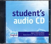Natural English Upper-Intermediate Student's CD /1/ (Gairns, R. - Redman, S.)