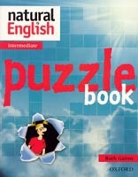 Natural English Intermediate Puzzle Book (Gairns, R. - Redman, S.)