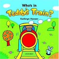 Who's Teddy's Train? Storybook (Harper, K.)