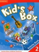Kid's Box 2 Activity Book Level 2 (Nixon, C. - Tomlinson, M.)