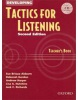 Tactics for Listening Developing Teacher's Book + CD (Richards, J. C.)