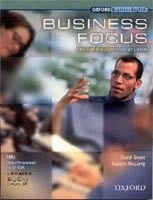 Business Focus Pre-Intermediate Student's Book + CD-ROM Pack (Grant, D. - Hughes, J. - McLarty, R.)