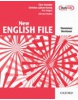 New English File Elementary Workbook + MultiROM without Key (Oxenden, C. - Latham-Koenig, C. - Seligson, P.)