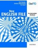 New English File Pre-Intermediate Workbook + MultiROM with Key (Oxenden, C. - Latham-Koenig, C. - Seligson, P.)