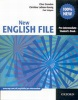 New English File Pre-Intermediate Workbook + MultiROM without Key (Oxenden, C. - Latham-Koenig, C. - Seligson, P.)